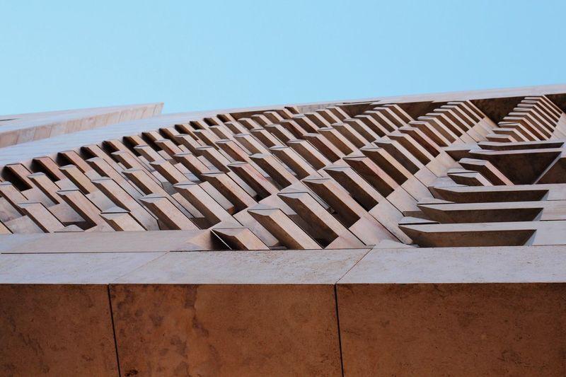 Architecture Shapes Building Exterior Built Structure Details Lines And Shapes