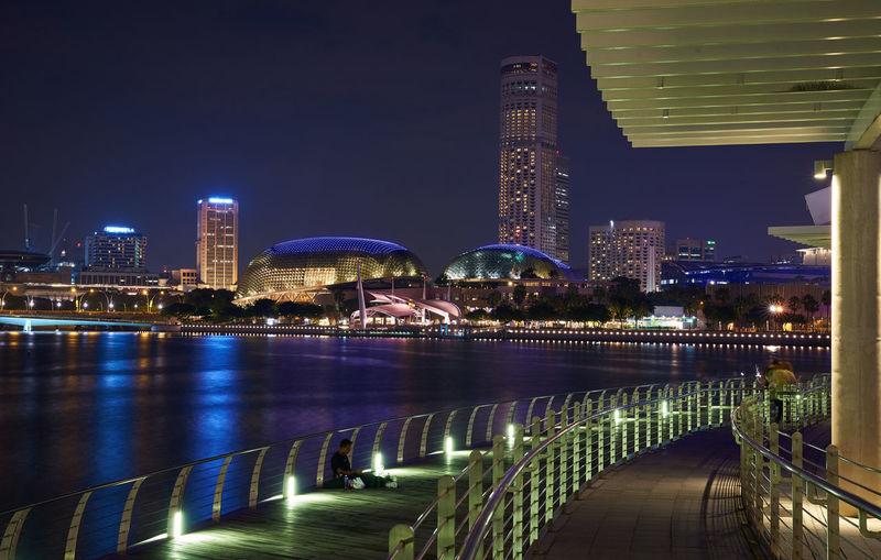 Singapore under