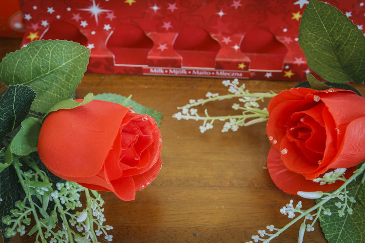 Celebration Chinese New Year Christmas Decoration Close-up Day Flower Freshness Heart Shape Indoors  Leaf Love Nature No People Red Text Tradition