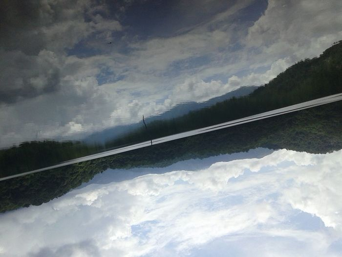 Inverted Hi! Enjoying Life Hello World Hanging Out Nature Rotated Flipped Check This Out Water Reflections