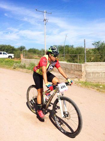 Hasta el final Bycicle Rider
