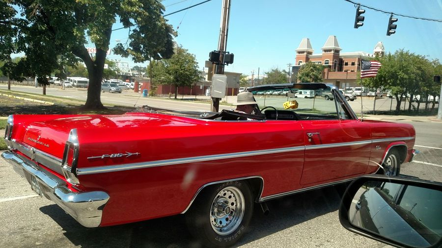 Old Car Oldsmobile Cutlass
