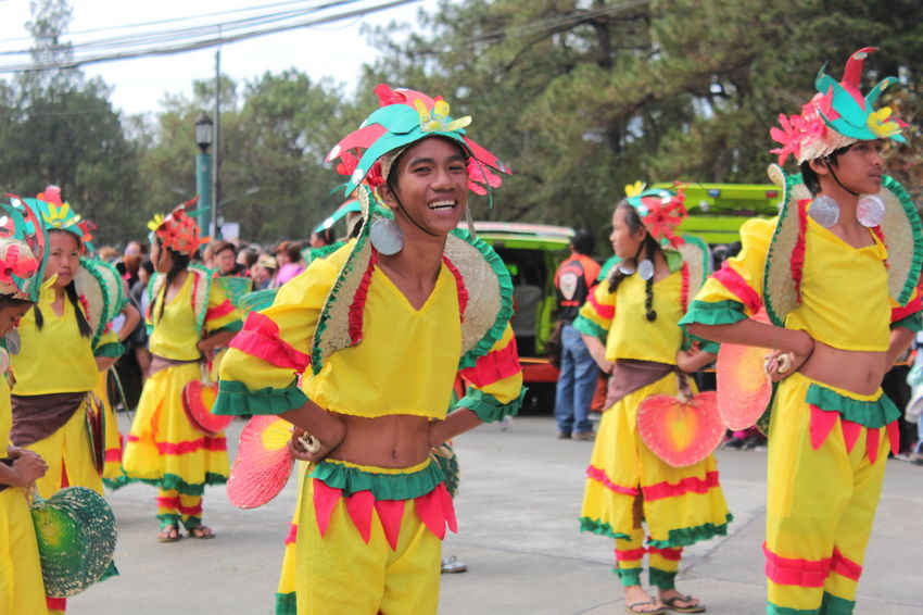 burst of colors and smiles | Panagbenga Festival Smiles Philippines Ph Panagbenga Flowers Festival Dslrphotography DSLR Dance Colors Canonphotography Canon Baguio Editorial