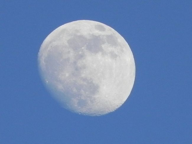 Nearly fullmoon ! :-) Moon Moonlight Sky And Moon Sky Relaxing Taking Photos Meditation