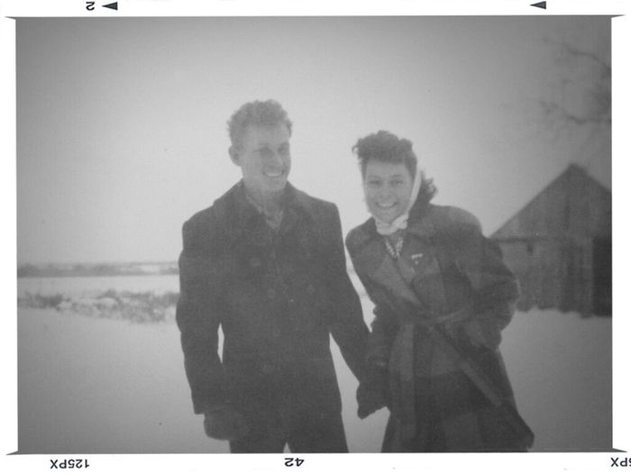 My Grandparents(: