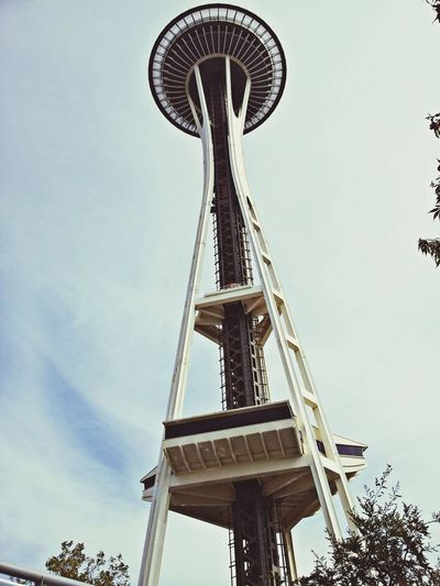 Downtownseattle Spaceneedle Awesome