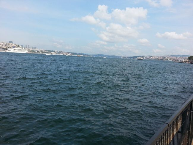 Marmara Boğazı istanbul Sea No People Outdoors Cloud - Sky Sky Day Beach City Water Harbor Architecture Built Structure Cityscape Nature