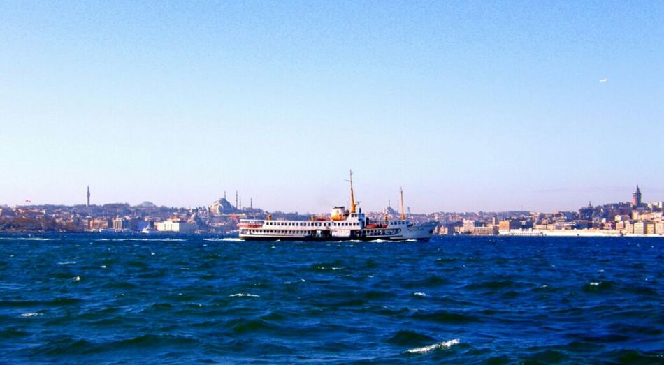 Turkey Water_collection Discover Your City Istanbul - Bosphorus
