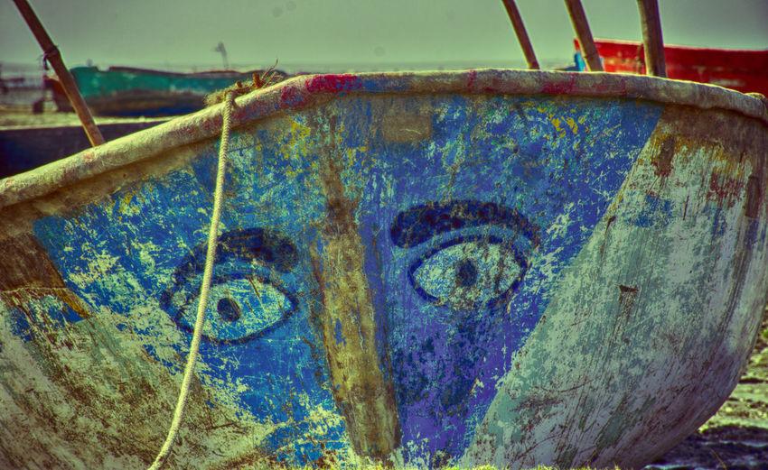 Boat Rusty