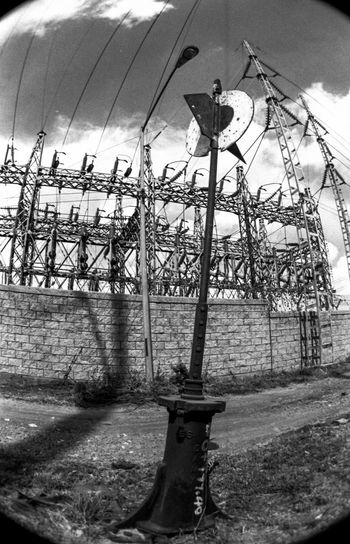 Jalisco, México Urbanstyle Urbanphotography Guadalajara Streetphotography Urban Landscape No People Low Angle View Outdoors Abandoned 35mm Film Old 35 Mm Camera Urban Lifestyle Industrial Landscapes Industrial Photography Old-fashioned Damaged Black And White Photography Monochrome Photography