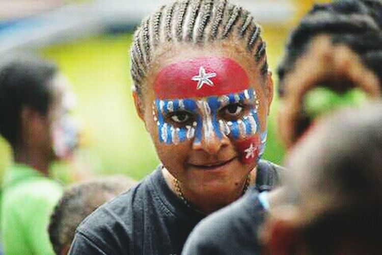 West Papua Culture Uniform Of West Papua Tradition West Papua Women Social Issues Patriotism Countrylife West Papua Flag West Papua Politic Of Freedom West Papua Want To Free Of Indonesia Colonial. Papua Free Of Indonesia Colonial West Papua People West Papua Girl Young Women