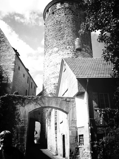 Black And White Germany Castle Entdecken