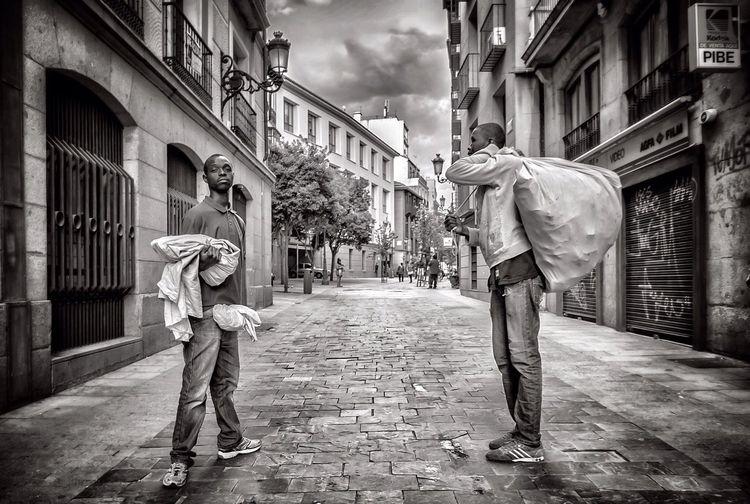 Street Photography Black And White The Street Photographer - 2014 EyeEm Awards Madrid