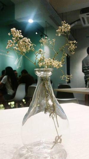 Simple Decoration Flowers Vase Lighting Simple & Nice