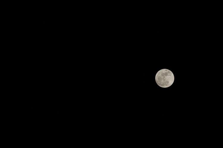 Supermoon 2016 Rabbit In The Moon Fullmoon