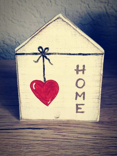 Heart ❤ Heart Home Home Sweet Home Art is Everywhere Home Is Where My Heart Is ❤ Home Family Positivity Be Positive & Smile Always<3 Heart Shape Close-up Indoors