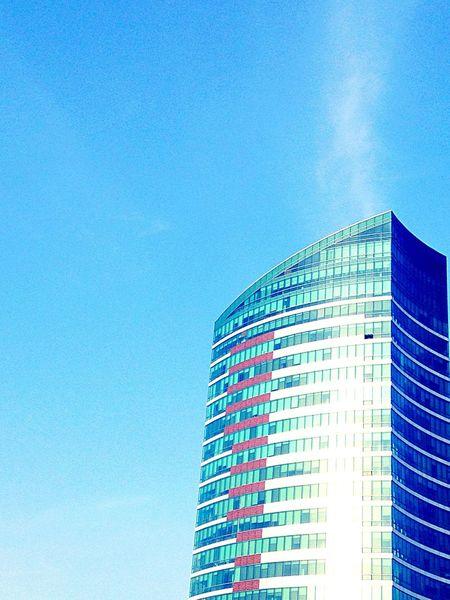 Hello World Taking Photos Tower Ankara ANTARES Avm
