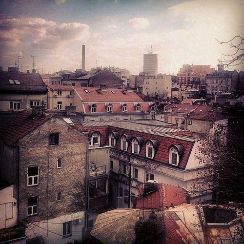 Belgrade Roof Spring Dorcol