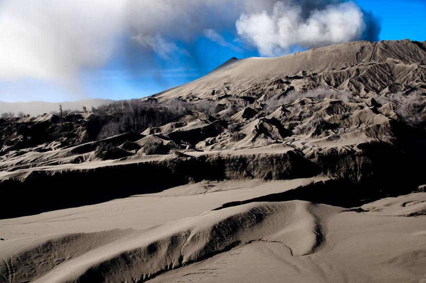 Mount Bromo - Indonesia INDONESIA Mount Bromo Smoke Ash Cloud Mountain Outdoors Volcano Volcano Eruption