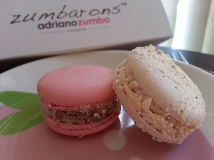 Macarons In My Mouf