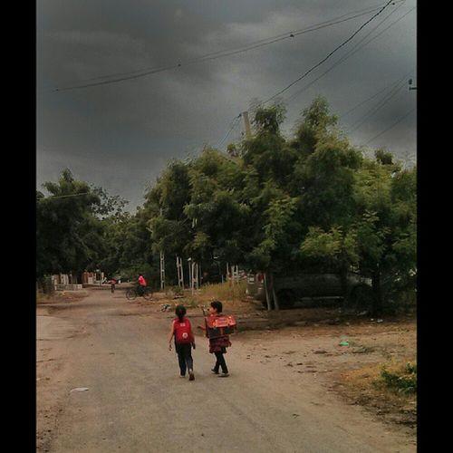 RainyDay Gandhidham Childhood Memories
