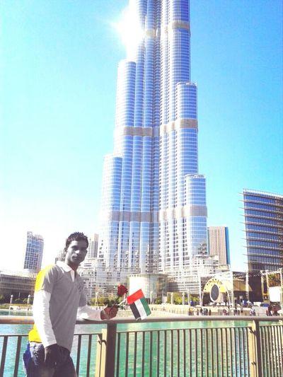 Burj khalifa :) United Arab Emirates Taking Photos That's Me Blackandwhite