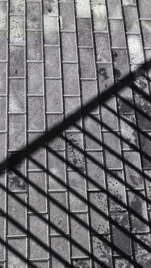 Full frame shot of shadow
