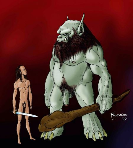 Human and monster Human Body Part Monster No People Human Representation Comic Ilustration