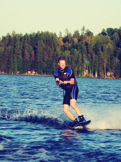 Wakeboarding First Eyeem Photo