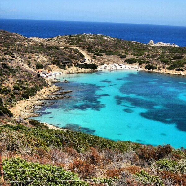 Landscape of Asinara island, on paradise of the world... On The Road Born To Be Wild