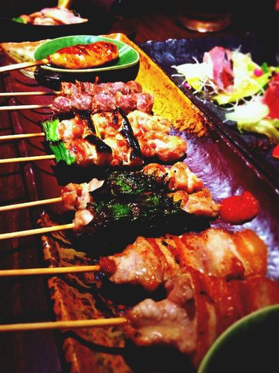 Yakitori Japanese Food Japan Food Japa