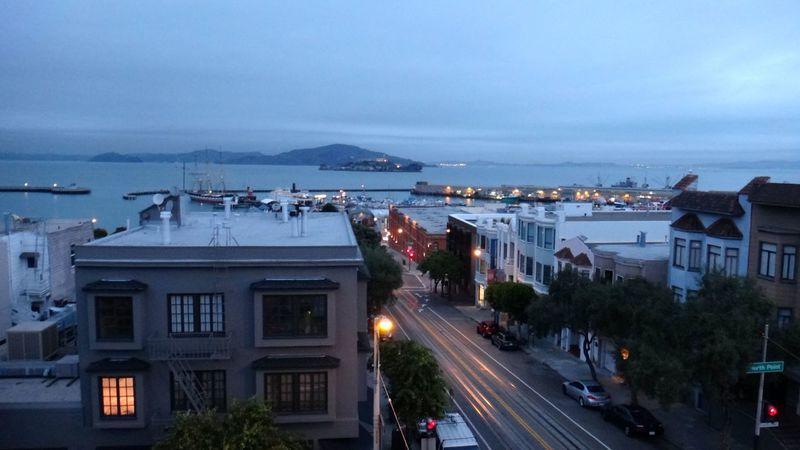 Alcatraz America Bus California California Love EyeEm EyeEm Best Shots EyeEm Gallery EyeEmBestPics Fisherman's Wharf Pier Rooftop San Francisco Sanfrancisco USA