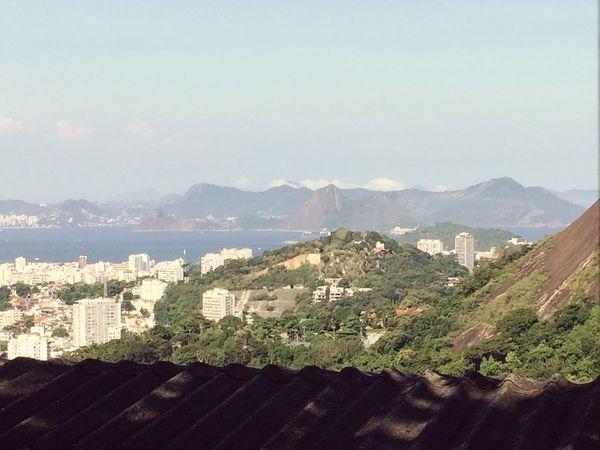 Scenics Landscape Outdoors Nature Contemporary Art Sea Mountain Sky Water No People Day Textured  Errejota021 Riosustentarte Rio De Janeiro Natureza The Great Outdoors - 2017 EyeEm Awards