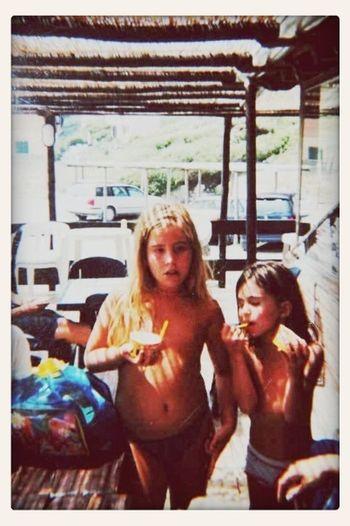 throwback littlemoments 1999 Enjoying Life