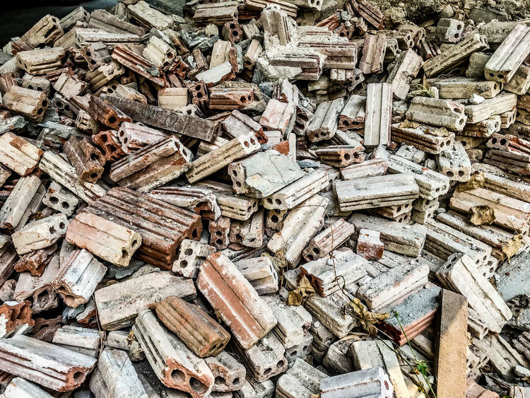 Abandoned Abundance Backgrounds Damaged Day Environmental Issues Full Frame Garbage Heap Large Group Of Objects No People Outdoors Stack