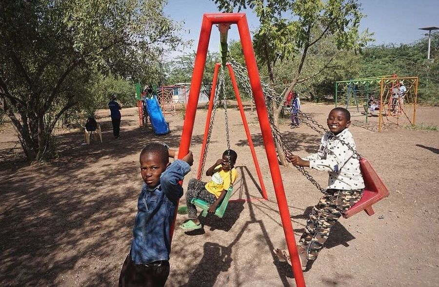 Kids at kakuma refugees camp in Turkana Kenya The Portraitist - 2018 EyeEm Awards The Street Photographer - 2018 EyeEm Awards The Traveler - 2018 EyeEm Awards The Photojournalist - 2018 EyeEm Awards