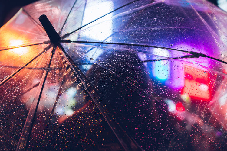 Colors Nightphotography Rain RainDrop Raindrops Rainy Days Colorful colour of life Night Nightshot Rainbow Street Streetphotography Umbrella Urban Urbanphotography HUAWEI Photo Award: After Dark My Best Photo