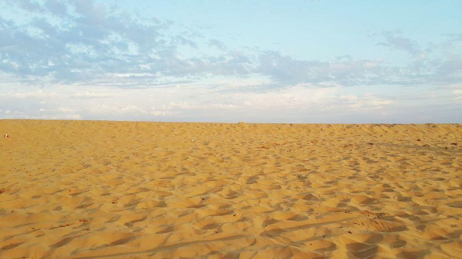 At Sam Sand Dunes, Jaisalmer Beautifulindia First Eyeem Photo
