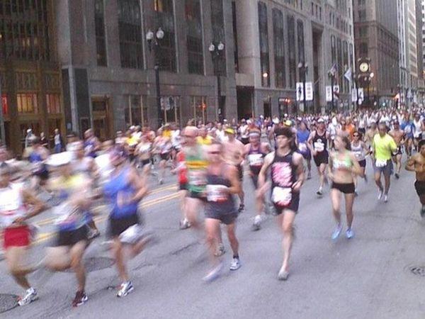 Sport In The City Chicago Chicago Marathon