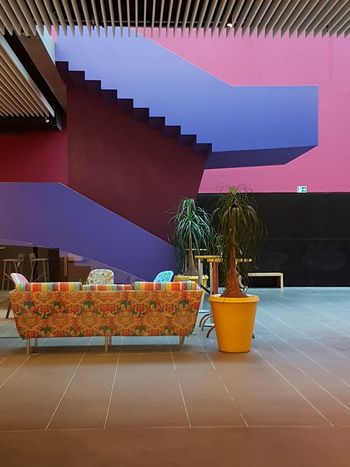 Colors Indoors  Cheers Instituto Tomie Otake Tomieohtake Design Interior Design Designing Decoration Decor Inspirations No People SP 011