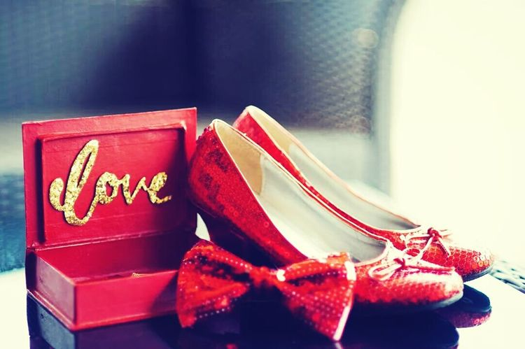 Weddingshoes Redshoes Adelaide Wedding Love Jaimeandbrendan Ringbox Dashphotography