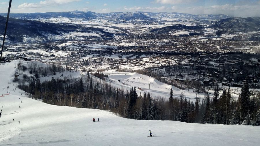 Snow Winter Cold Temperature Winter Sport Sport Ski Holiday Nature Vacations Leisure Activity Skiing Frozen Outdoors Activity Extreme Sports Adventure Snowcapped Mountain Day Beauty In Nature Scenics