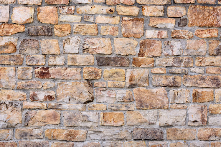 Backgrounds Building Exterior Built Structure Day Full Frame Outdoors Rough Sandy Sandy Colours Stone Wall Textured  Wall