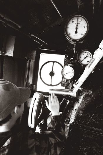 Monochrome Train