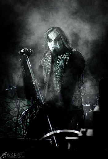 Dimmu Borgir Wacken Open Air Festival Photography Festival Photos Metalmusic Music Festival Wackenopenair2018 Music Photography  Concert Photography Performance Arts Culture And Entertainment Musician Music One Person Front View Real People Stage - Performance Space Musical Instrument Event Stage