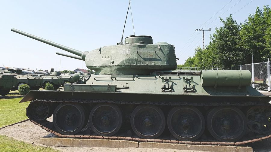 T-34 First Eyeem Photo