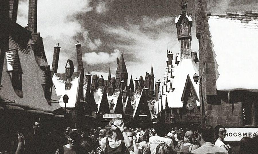 WizardingworldofHarryPotter Hogwarts Architecture