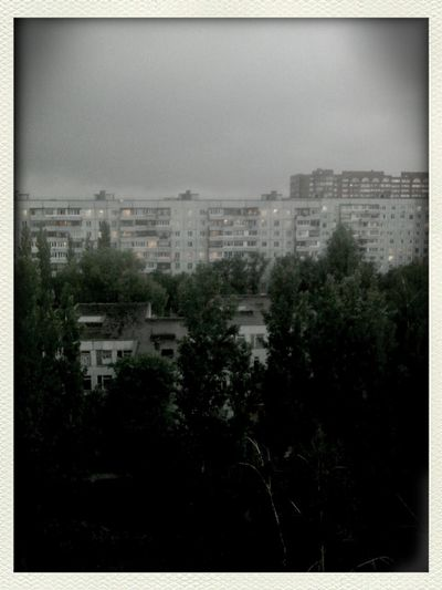 City my dark city