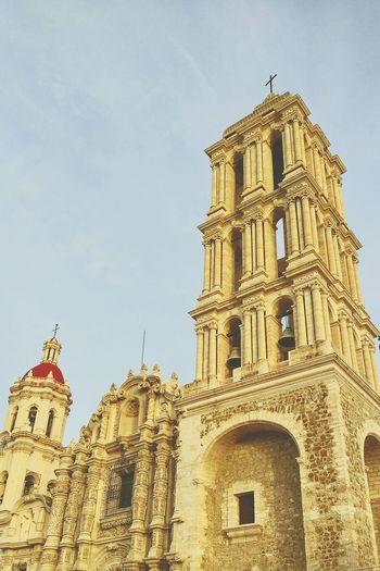 Catedral Saltillo Coahuila Mexico Travel