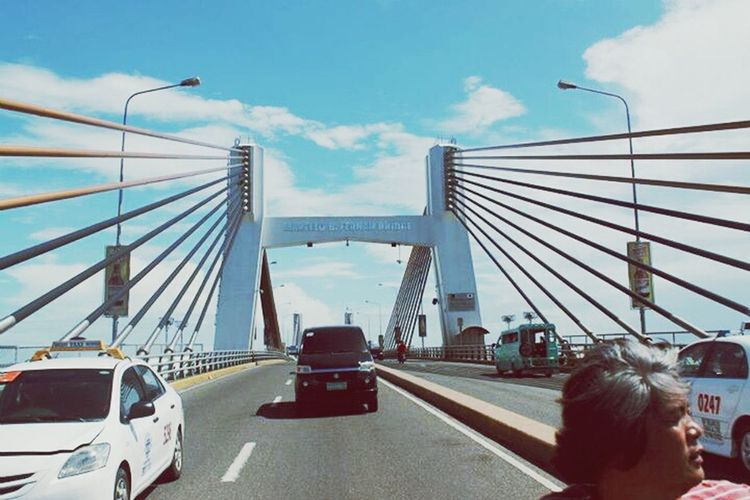 Bridge Sky_collection Random Cebu